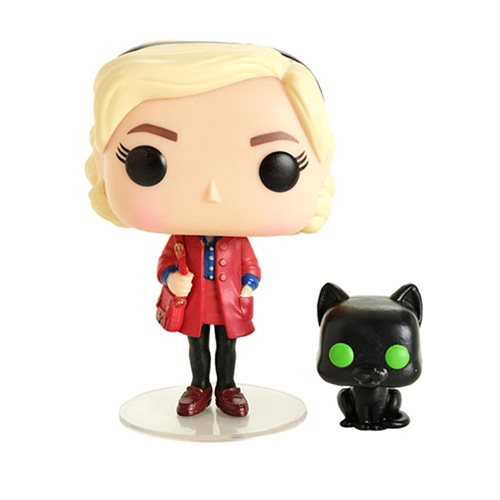 Chilling Adventures of Sabrina and Salem Pop! Vinyl Figure and Buddy