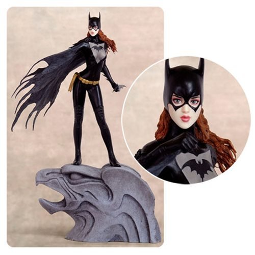 Fantasy Figure Gallery DC Comics Collection Batgirl by Luis Royo 1:6 Scale Resin Statue