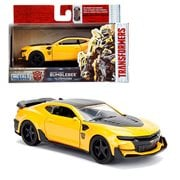 Transformers The Last Knight Bumblebee Chevy Camaro 1:32 Scale Die-Cast Metal Vehicle