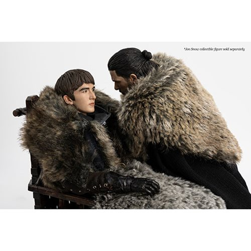 Game of Thrones Bran Stark 1:6 Scale Action Figure