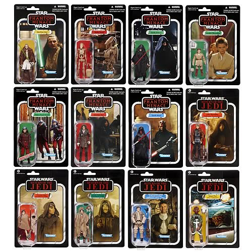 Star Wars Action Figures 2012 Vintage Wave 2