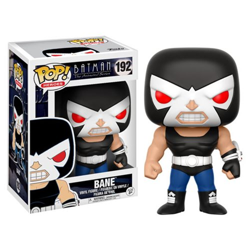 Batman: The Animated Series Bane Pop! Vinyl Figure #192