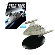 Star Trek Starships Emmette Vehicle with Collector Magazine #124