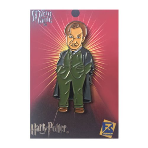 Harry Potter Professor Remus Lupin Pin