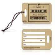 Fantastic Beasts and Where to Find Them Wand ID Luggage Tag