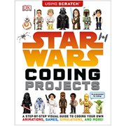 Star Wars Coding Projects Paperback Book