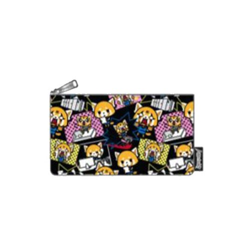 Aggretsuko Print Pencil Case