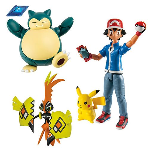Pokemon Action Figure Case