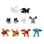 DreamWorks Dragons Mystery Dragons 10-Pack Mini-Figures