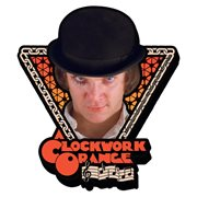 A Clockwork Orange Stare Funky Chunky Magnet