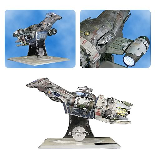 Serenity Big Damn Replica Studio Scale Replica