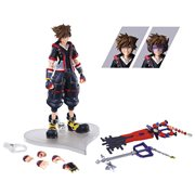 Kingdom Hearts III Sora Ver. 2 Bring Arts Action Figure