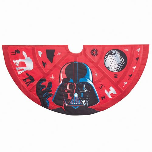 Star Wars Darth Vader 48-Inch Tree Skirt