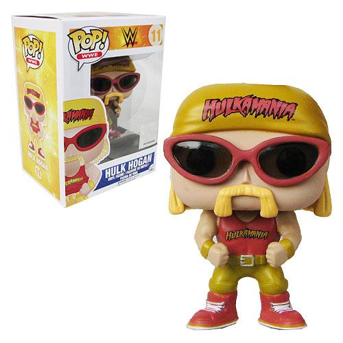 2funko pop hulk hogan wwe exclusive