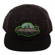 Rick and Morty Spaceship Hat