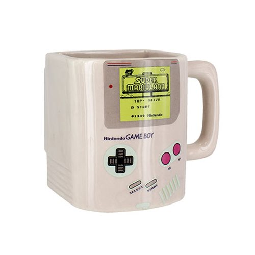Gameboy Cookie Mug