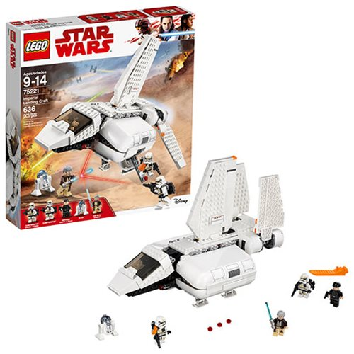 LEGO 75221 Star Wars Imperial Landing Craft