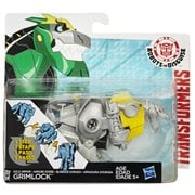 Transformers Gold Armor Grimlock Figure, Not Mint