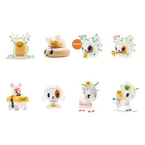 Tokidoki x Gudetama Series 1 Vinyl Figure Display Box
