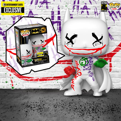 Batman Jokers Wild Batman Pop! Vinyl Figure - Entertainment Earth Exclusive