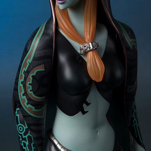 The Legend of Zelda Twilight Princess True Form Midna Statue