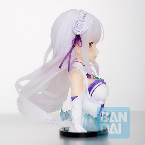 Re:Zero - Starting Life in Another World Emilia May The Spirit Bless You Ichiban Statue
