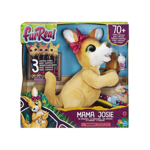 FurReal Mama Josie the Kangaroo Interactive Pet