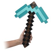 Minecraft Deluxe Diamond Pickaxe