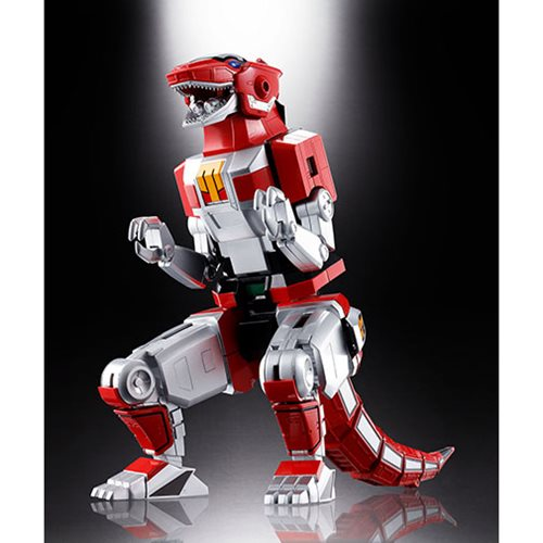 Mighty Morphin Power Rangers GX-72 Megazord Soul of Chogokin Action Figure