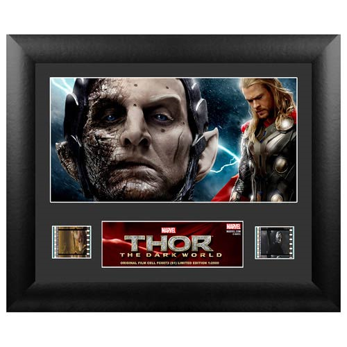 Thor The Dark World Series 1 Single Film Cell