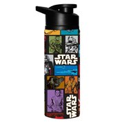 Star Wars: Episode VII - The Force Awakens Grid 25 oz. Stainless Steel Water Bottle