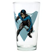 Batman Nightwing Toon Tumbler Pint Glass