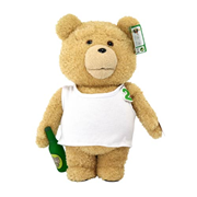 Ted 2 Ted in Tank Top 24-Inch R-Rated Talking Plush Teddy Bear