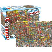 Where's Waldo 3,000-Piece Puzzle