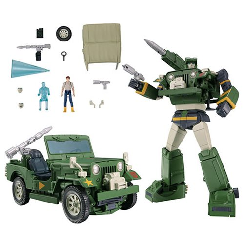 Transformers News: Entertainment Earth Sponsor News: Masterpiece MP-47 Hound Pre-Order now available!