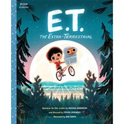 E.T. the Extra-Terrestrial: The Classic Illustrated Storybook Hardcover Book
