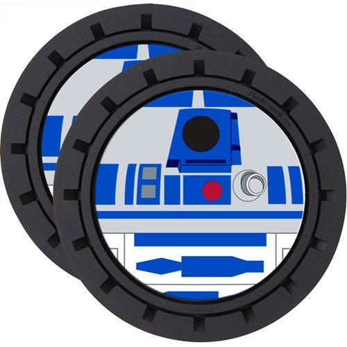 Star Wars R2-D2  2-Pack Car Cup Coaster Set