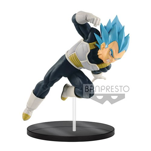 Dragon Ball Super Movie Super Saiyan Vegeta Statue