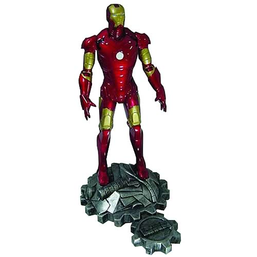 Iron Man Mark III Model Kit