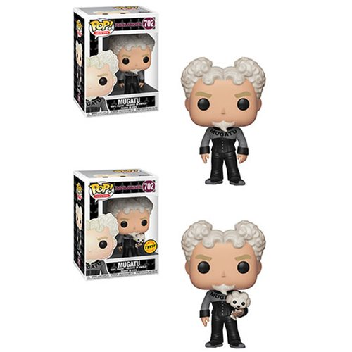 Zoolander Mugatu Pop! Vinyl Figure #702, Not Mint