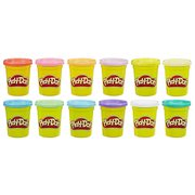 Play-Doh 12-Pack Case of Spring Colors Set