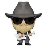 ZZ Top Dusty Hill Pop! Vinyl Figure