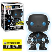 Justice League The Flash Silhouette Glow-in-the-Dark Pop! Vinyl Figure - Entertainment Earth Exclusive