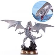 Yu-Gi-Oh! Blue-Eyes White Dragon 14-Inch White Statue