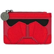 Star Wars Episode 9 Rise of Skywalker Sith Trooper Zip-Around Wallet