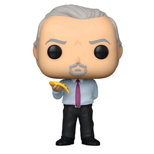 Fast Times at Ridgemont High Mr. Hand with Pizza Pop! Vinyl Figure, Not Mint