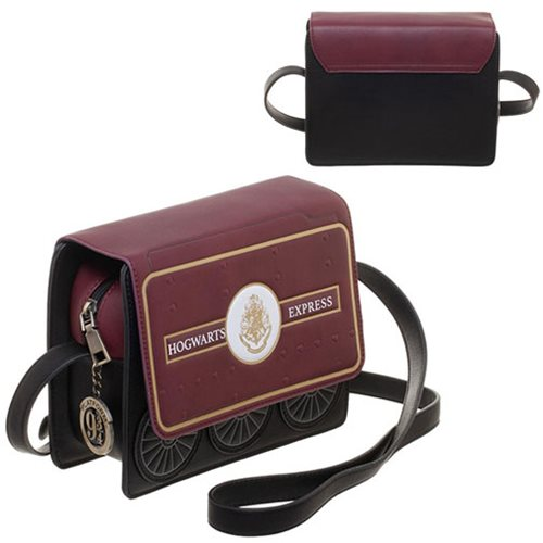 Harry Potter Hogwarts Express Crossbody Purse