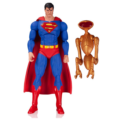 DC Icons Superman Action Figure