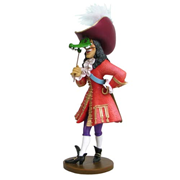 Disney Showcase Captain Hook Masquerade Statue