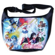 Sailor Moon Sailor Senshi Line-Up Hobo Messenger Bag